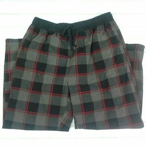 Nautica Size L Lounge Pants Pajamas Bottoms Plaid
